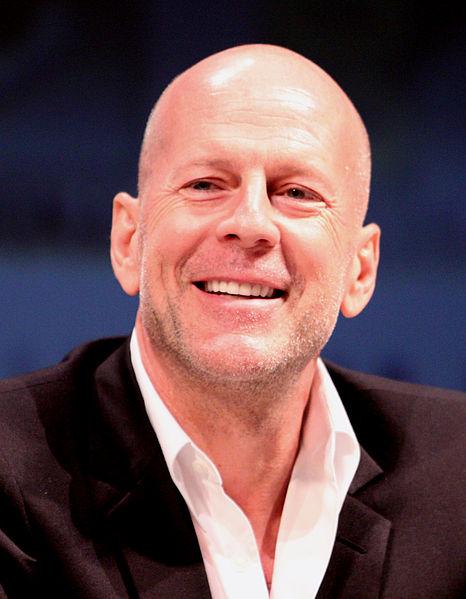 Photo of Actor Bruce Willis