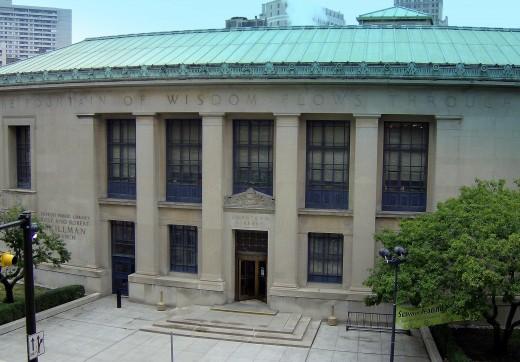 Skillman Branch, Detroit Public Library