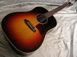 The Gibson J-45 Acoustic Guitar - An American Classic