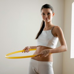 Hula Hoop Exercise Routines