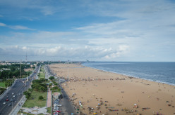 Marina Beach Chennai Review - Travelogue