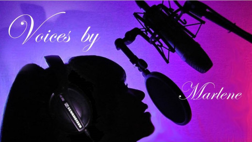 Voices By Marlene logo