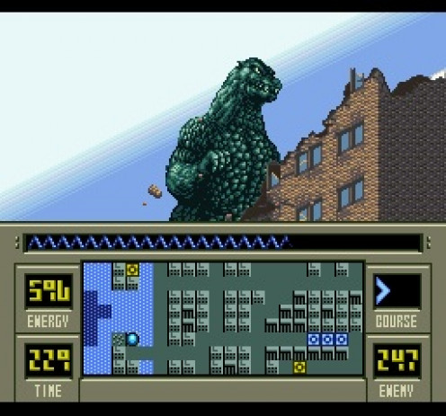 Godzilla has been featured in lots of video games over the years.