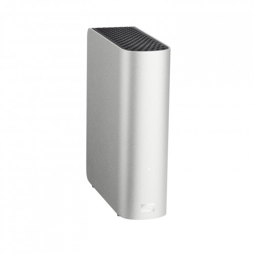 WD My Book Studio USB 3.0 4TB Desktop Storage for Mac with Metal Enclosure