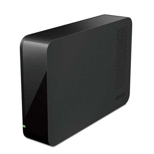 BUFFALO DriveStation 4 TB USB 3.0 Desktop Hard Drive