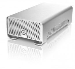 G-Technology G-RAID 6 TB Dual External Hard Drive