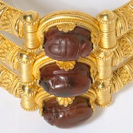 CASTELLANI Gold Bracelet