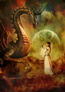 You are afraid of the viciousness you will see if you look deep within: ACIM