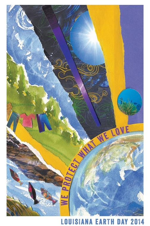 Earth day is more than a chance to educate your children on caring for our home.  It is an event for the entire family!