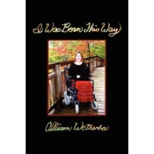 "Allison Weatherbee tells her life story in her book entitled, "" I Was Born This Way""."