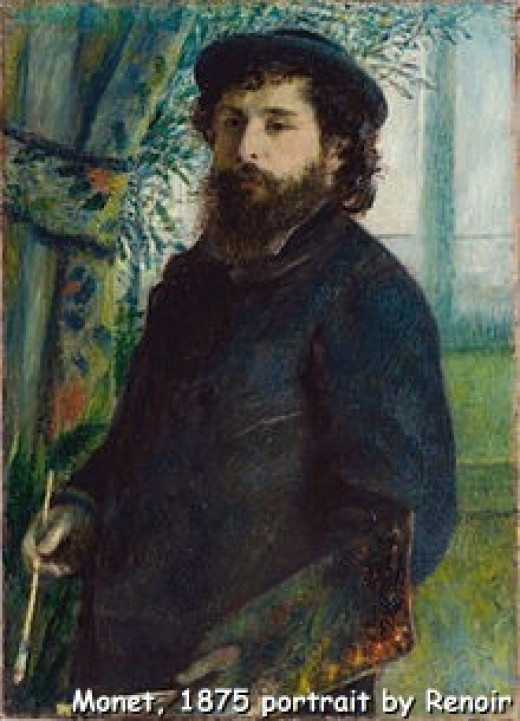 Portrait by Renoir