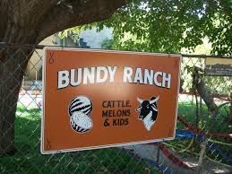 Bundy Ranch raises cattle and melon, not terrorists
