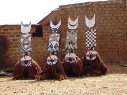 Burkinabe masquerades