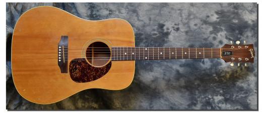 the gibson j 45 acoustic guitar an american classic the flatpicking guitarist. Black Bedroom Furniture Sets. Home Design Ideas