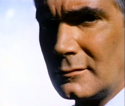 Eric Forrester (John McCook) from 1987 opening credits