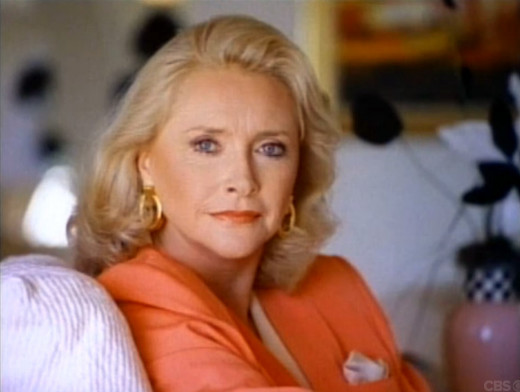 Susan Flannery as Stephanie Forrester - Opening Credits 1987
