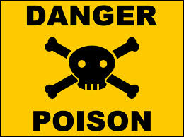 Beware of Poisons in Meat, Fish and Dairy Products