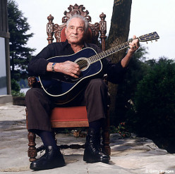 Johnny Cash and His Martin D-42JC Guitar