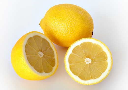 Lemons are a safe and natural alternative to harsh chemical cleaners.