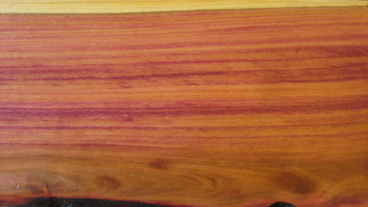 Polish up wooden surfaces with a combination of olive oil and lemon juice.