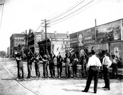 """Upgraded convicts. Society called these poor souls, a """"street department"""""""