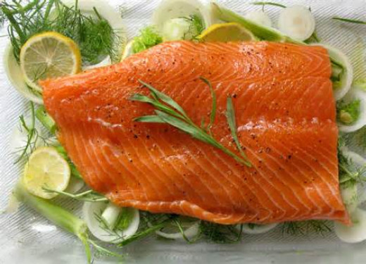 10 super foods that naturally burn fat hubpages for How many calories in fried fish