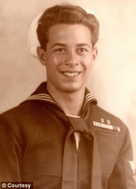 Frank Turner, US Navy 1942