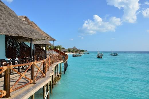 Beautiful Zanzibar Island