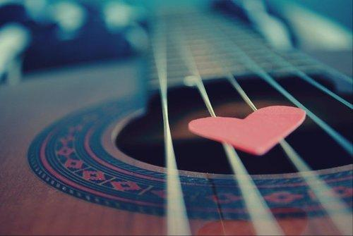 Strum along to the beat of your heart