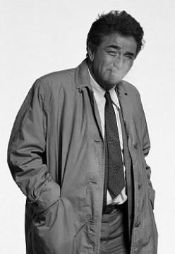 "Petr Falk, ""Columbo."""