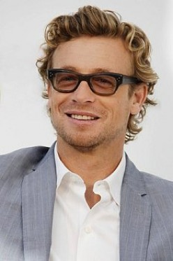 "Simon Baker, ""The Mentalist."""