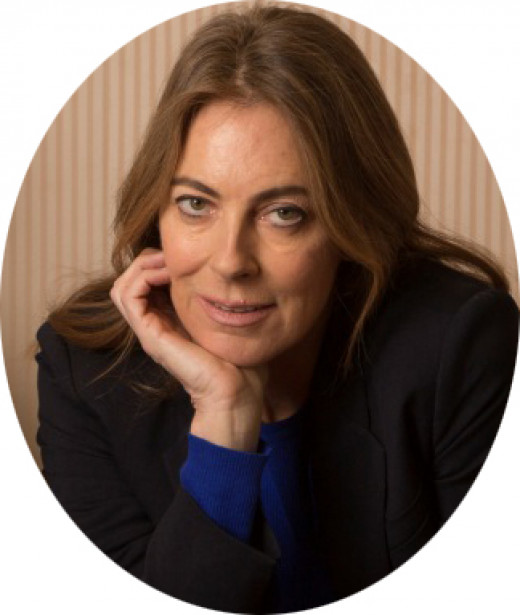 Kathryn Ann Bigelow - first woman to receive the Academy Award for Best Director in 2009
