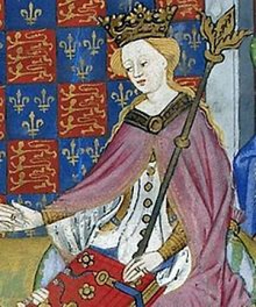 Margaret of Anjou remained loyal to the French by convincing her husband to stick to the agreement.
