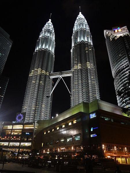 The Iconic PetronasTwin Towers