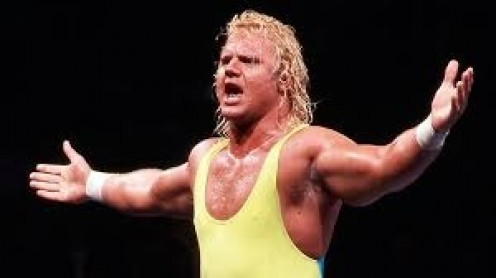 Mr. Perfect Curt Hennig was excellent at executing wrestling maneuvers.