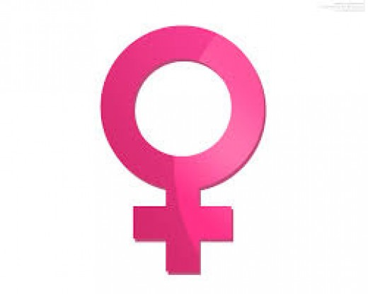 Image courtesy of a google search for female symbol.