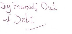 Debt Advice - Do it yourself debt management