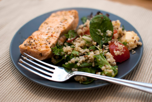 Delicious and healthy salmon recipes for this summer