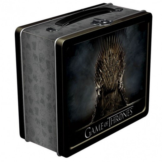 Iron Throne Lunch Box