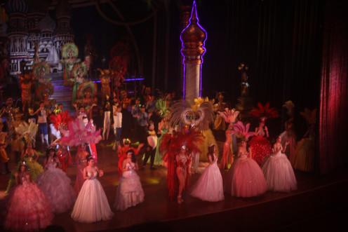 The Dazzling Alcazar Show