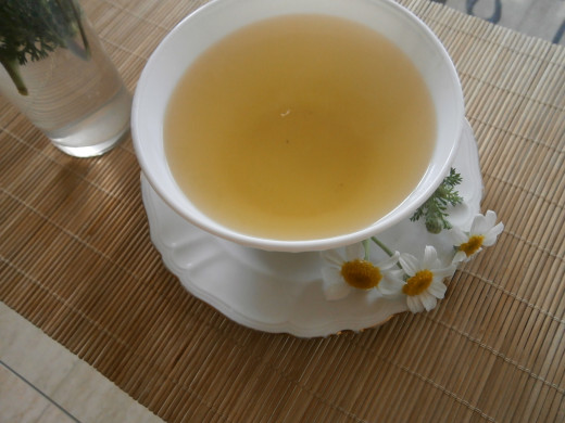 Make your own Chamomile remedy