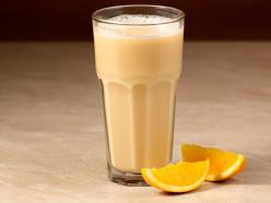 Orange Creme Shake