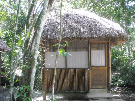 Cabana The Jungle Place