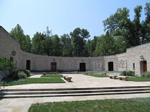 The Visitor Memorial Center