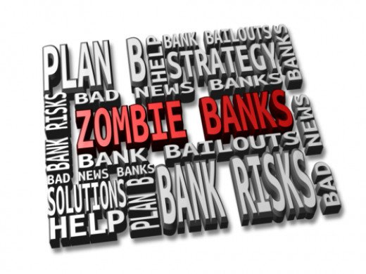The Bad News About Zombie Banks