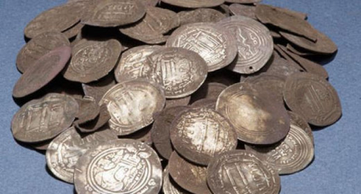 Gotland silver hoard of the XIth Century