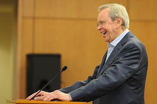 """Charles Stanley, author of """"Turning the Tide."""""""