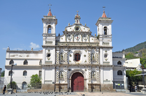 Church of Los Dolores, Tegucigalpa