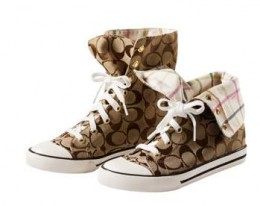 "Coach ""Bonney"" sneakers"