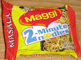 Soupy Maggi Noodles